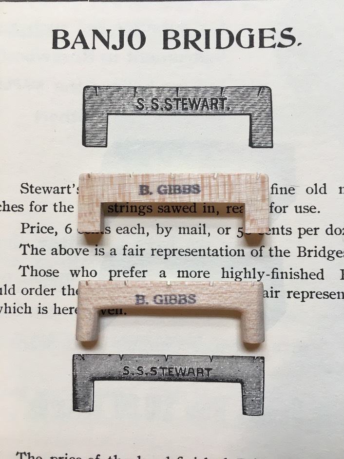 Stewart Style Bridges on Catalog Page